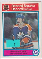 1982 82-83 O-Pee-Chee #1 Wayne Gretzky HL NM/MT+