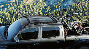 2005-2020 Toyota Tacoma Factory Roof Rack Double Cabs Only OEM Genuine Accessory