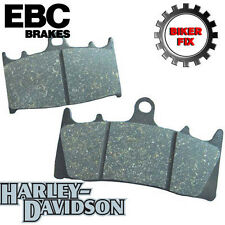 Harley Davidson V-Rod (Brembo Caliper) 06 EBC Rear Disc Brake Pads FA409