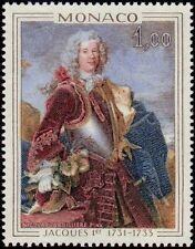 "MONACO STAMP TIMBRE N° 914 "" PRINCE JACQUES 1er 1 F "" NEUF xx TTB"