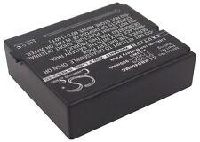 Batería de Li-Polymer Para Rollei Bullet 3s 4s 5s 5s Nuevo De Calidad Premium
