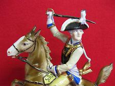Gräfenthal general von Seydlitz Prusia jinete caballo edad Fritz