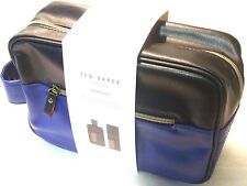 New Ted Baker London Men's Farringdon Wash Bag and Gift Set Brand New Sealed.