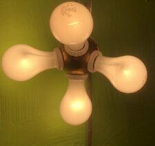 RARE Vintage Benjamin 1 to 4 Light Socket Fixture WORKING Industrial 1904 Antq