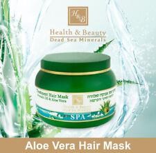Avocado Oil & Aloe Vera Hair Mask Care H&B Dead Sea Minerals 250 ml - 8.4 fl. oz