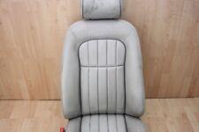 FRONT SEAT LEATHER SQUAB / BACK COVER OATMEAL - Jaguar XJ6 XJ8 XJR 1994-2002 #43