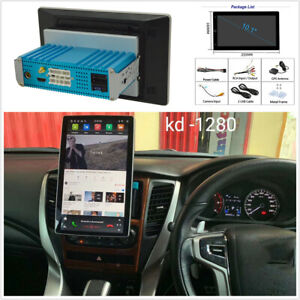 10.1in Touch Screen Rotatable Car Stereo Radio Quad Core 4 + 64GB Wifi GPS Navi