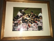 2004 Boston Red Sox World Series Picture