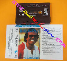 MC JULIO IGLESIAS Momenti 1982 holland CBS 40-85943 no cd lp dvd vhs