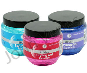 PROFESSIONAL TOUCH Salon | Hair Styling Gel - Extra, Super Hold - Wet look 250ml