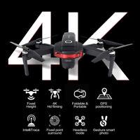 4K HD Camera 5G WIFI FPV GPS Folding Drone Wide Angle RC Quadcopter Follow Me
