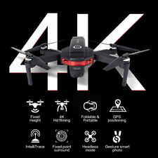 4K HD Camera X46G 5G WIFI FPV GPS Fold Drone Wide Angle RC Quadcopter Follow ME
