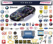 Kfz-Profi Diagnosesoftware BMW,Audi,Fiat,Opel,Ford,Mazda,VAG,MB,Toyota,MG,usw