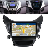 "9"" For 11-13 Hyundai Elantra Android 9.1 Car Radio GPS Navigation Player 2G+32GB"