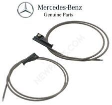 For MB W210 E-Class W220 S-Class Pair Set of Left & Right Sunroof Cables OES