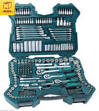 MANNESMANN 98430 Steckschlüsselsatz Knarrenkasten Nusskasten Werkzeugkoffer