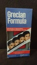 3PACK GRECIAN Formula Liquid With Conditioner 8 oz Gray White Hair Remover