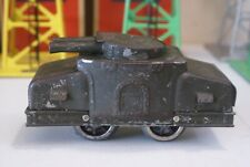 LIONEL 203 PREWAR ARMORED LOCOMOTIVE