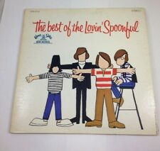 Best of the Lovin Spoonful Vintage Vinyl Record Album Kama Sutra