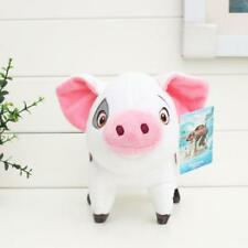 Disney Movie Moana Pet Pig Pua Stuffed Animals Cute Cartoon Plush Toy Dolls 8''