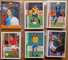 World Cup USA'94 Upper Deck-Juego completo de 250 + UD1 a UD30