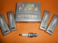 for NISSAN SKYLINE, TOYOTA SUPRA, MR2 NGK LASER PLATINUM SPARK PLUGS SET of 4