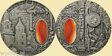 Niue 2013 Crystal Art Secrets of WAWEL 2 $ dollars UNC Box CoA