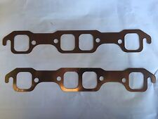 HOLDEN 253 308 4.2lt & 5lt  V8 CARBY MANIFOLD HEADER EXTRACTOR GASKET COPPER