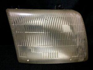98-03 Dodge Ram 1500 2500 3500 Van OEM Right Head Light Lens & Body 55076562AB