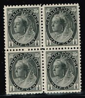 Canada Scotts# 74 - - Block of 4 - Mint Never Hinged - Lot 122015