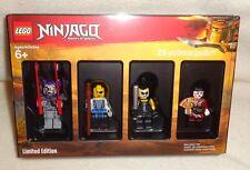 Lego NINJAGO MINIFIGURE Collect. 5005257 Bricktober 2018 Harumi Mohawk Nya *READ