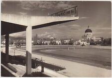 UDINE - PANORAMA DALLO STADIO MORETTI 1959