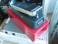 VOX V847 A  WAH WAH PEDALE EFFETTO REISSUE...NUOVA edizione