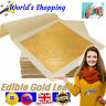 Edible Gold Leaf - World's Shopping Edible Gold Leaf - Real 24K Gold