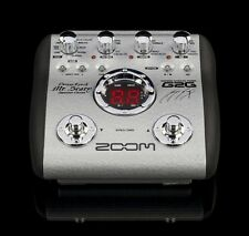 George Lynch Signature Zoom G2G Guitar Multi Effect Pedal NEW IN BOX - RARE
