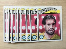Topps Living Set UEFA Champions League 1x #201 Emre Can Borussia Dortmund