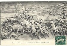 French Photo Image PC- Joan of Arc- Jeanne d Arc- In Battle- Knight- Horse- 1910