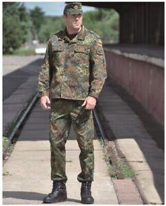 NEU Original Bundeswehr Feldbluse flecktarn BW Feldjacke 1-20