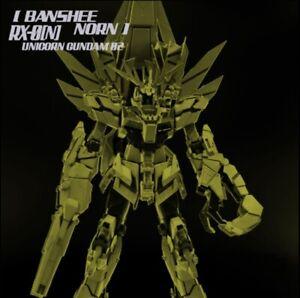 EVO MG Banshee RX-0(N) Norn Unicorn Gundam GK Conversion Kits MG 1:100