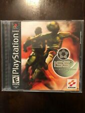 ISS Pro Evolution Konami PS1 (Sony PlayStation 1) Complete Rare