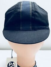 Paul Smith Men Hat Tape Cycle Black One Size RRP£35 100% Genuine