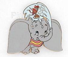 Disney Dumbo & Timothy bath Auctions on the original card Pin