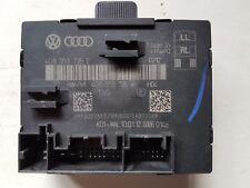 AUDI A6 C7 2012 PASSENGER SIDE REAR DOOR CONTROL MODULE 4G8959795E 4G8959795A