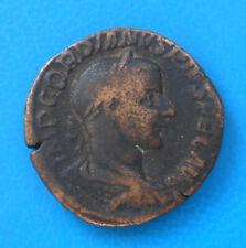 Gordien III Gordianus sesterce AETERNITAS AVG