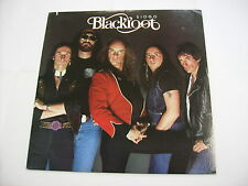 BLACKFOOT - SIOGO - LP VINYL 1983 U.S.A. CUT-OUT SLEEVE - EXCELLENT