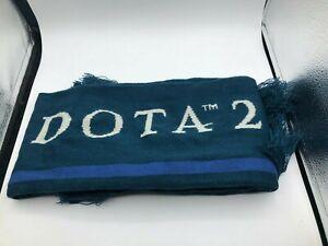 The International DOTA 2 Championships Blue Winter Scarf 2012 Valve Promo