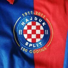 Hajduk Split rare match worn shirt jersey maglia Croatia prepared
