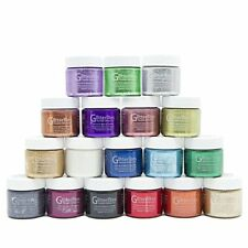 Angelus Glitterlites Acrylic Leather Glitter Paint for Shoes / Bags - 19 Colours