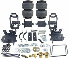 air bag helper springs kit with 4 ply airbags no drill 1999-2004 ford f250 f350
