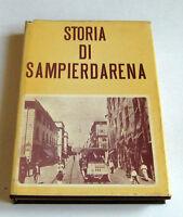 T. Tuvo - Storia di Sampierdarena -  1^ ed. 1975 - RARO